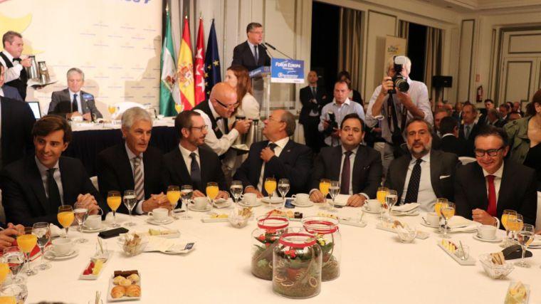 Núñez insiste en la necesidad de seguir la estela de comunidades autónomas como Madrid y Andalucía proponiendo una bajada generalizada de impuestos