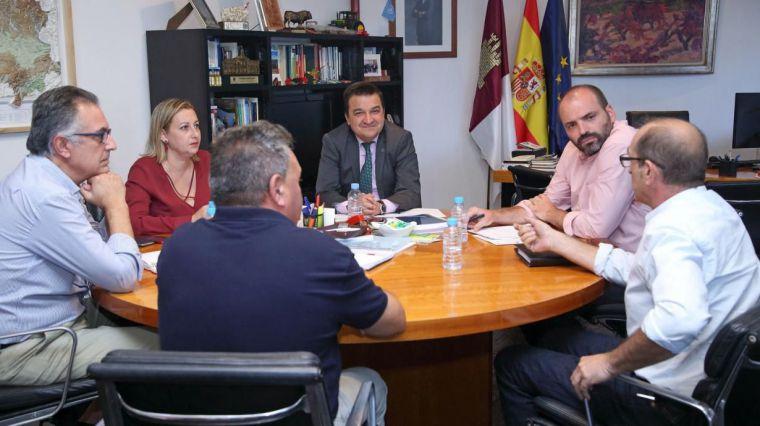 """El Gobierno regional trabajará con la DO Azafrán de La Mancha en reforzar la garantía del origen del producto y defender el """"valor de marca"""""""