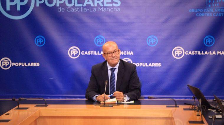 El PP-CLM presenta en las Cortes un Debate General para exigir explicaciones al Gobierno regional sobre el inicio del curso escolar
