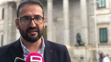 """Gutiérrez: """"Hay que ser claro y directo, tenemos que ir a finalizar el trasvase Tajo-Segura y, lo primero, es cambiar las reglas que pactaron Cospedal y Rajoy"""""""