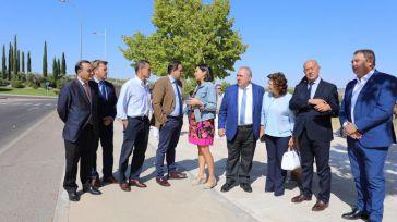 Núñez anuncia que el PP-CLM presentará iniciativas para coordinar los trabajos que garanticen los accesos al nuevo Hospital de Toledo