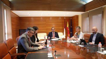 La Mesa de las Cortes califica la PNL conjunta sobre agua