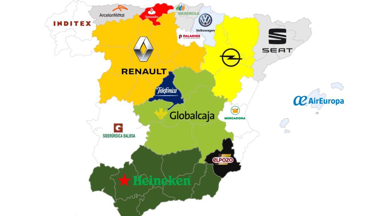 Globalcaja, la empresa más relevante de Castilla-La Mancha