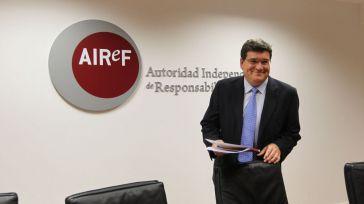 La AIReF reitera que Castilla-La Mancha no cumplirá ni el objetivo de déficit ni la regla de gasto