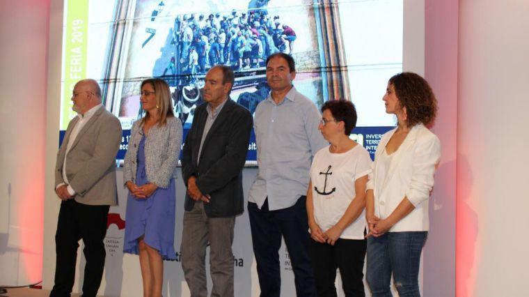 El stand de la Junta de Comunidades de Castilla-La Mancha en la Feria de Albacete ha recibido 80.000 visitantes