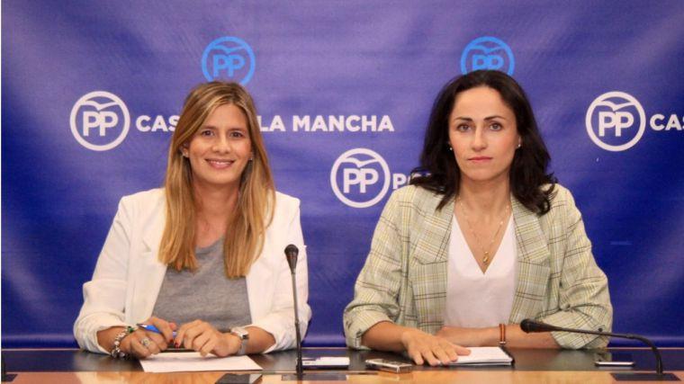 """Agudo (PP) exige a la Junta ayudas """"complementarias"""" para paliar los daños causados por el temporal en las comarcas de la región"""
