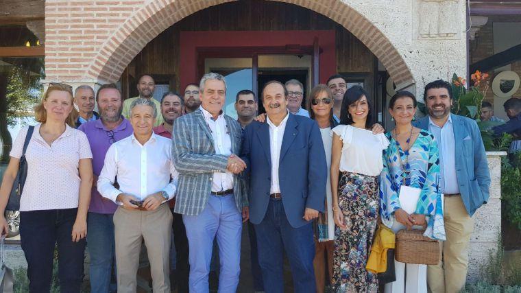 José Crespo García, nuevo presidente de la Federación Regional de Empresarios de Hostelería y Turismo de CLM