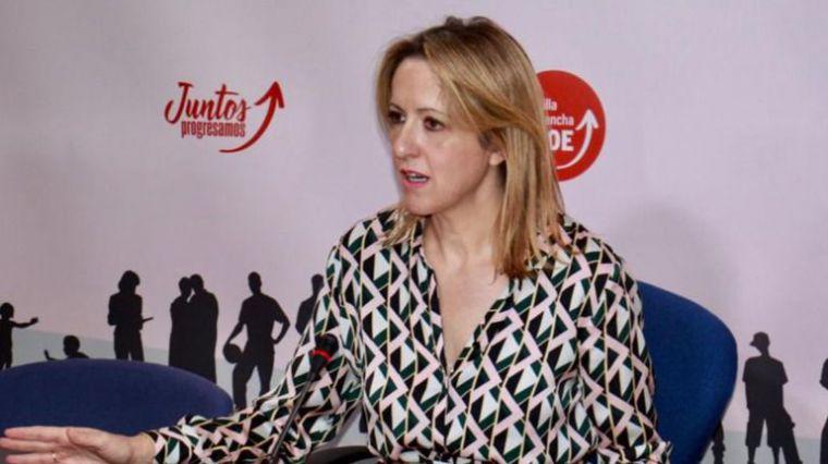 """Cristina Maetre (PSOE) lamenta la pugna de PP y Cs """"por ocupar espacios"""""""