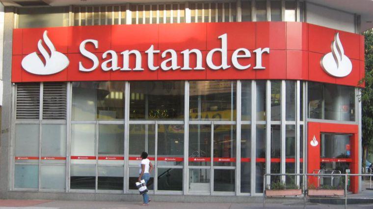 El Banco Santander echa hoy el cierre en ocho oficinas de Castilla-La Mancha