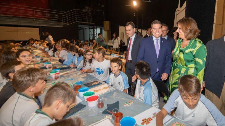 El delegado del Gobierno asiste a la inauguración de la XXXIX edición de FARCAMA