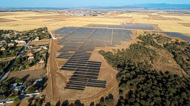 ALTEN Energías Renovables y el Grupo Ortiz presentan su nueva planta solar fotovoltaica en la localidad alcarreña de El Casar