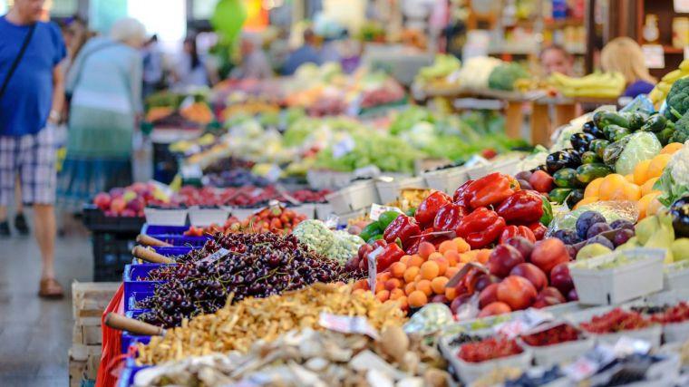 Septiembre deja un inflación contenida con precios estables en Castilla-La Mancha