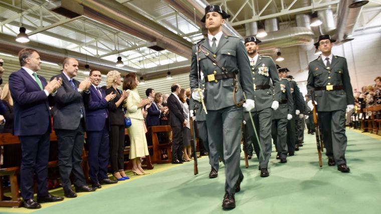 El Gobierno regional reconoce la labor de las Fuerzas y Cuerpos de Seguridad del Estado como garantes de derechos y libertades