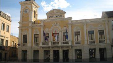 Fachada del Ayuntamiento de Guadalajara.