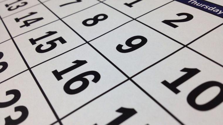 Este es el calendario laboral 2020: Cuatro fines de semanas largos y tres posibles puentes