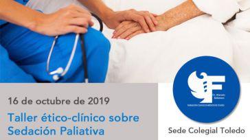"""El COMT inicia este miércoles, 16 de octubre, sus actividades formativas con un """"taller ético clínico sobre sedación paliativa'"""