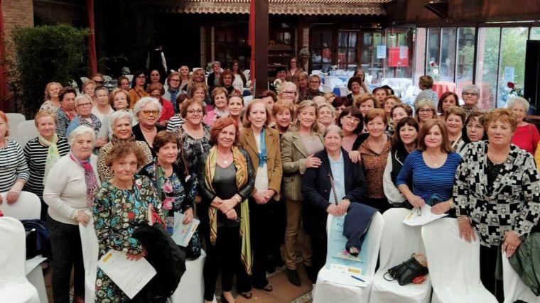 AMFAR reúne en Toledo a un centenar de mujeres rurales para celebrar el Día Mundial de las Mujeres Rurales