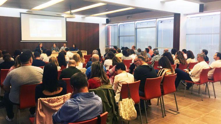 Cerca de 70 profesionales del SESCAM participan en la XII Jornada regional de Enfermería de Salud Mental