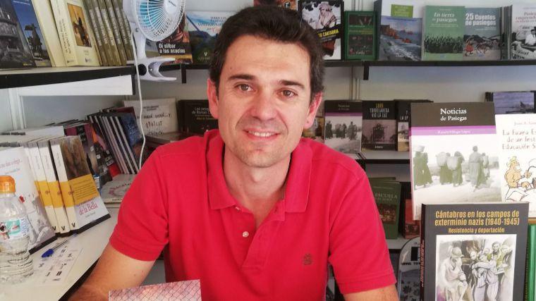 """El escritor Faustino Lara Ibáñez, primer toledano finalista del prestigioso certamen de cuentos """"Setenil"""""""