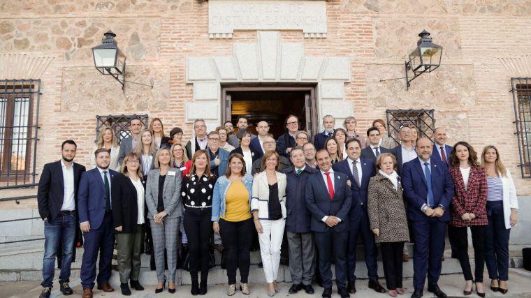 Las Cortes regionales apoyan la candidatura en la Unesco de la cerámica de Talavera y Puente del Arzobispo