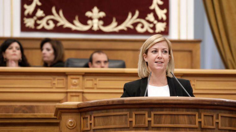 Los socialistas critican el rechazo de la oposición en el parlamento regional a la declaración institucional para condenar los actos violentos de Cataluña