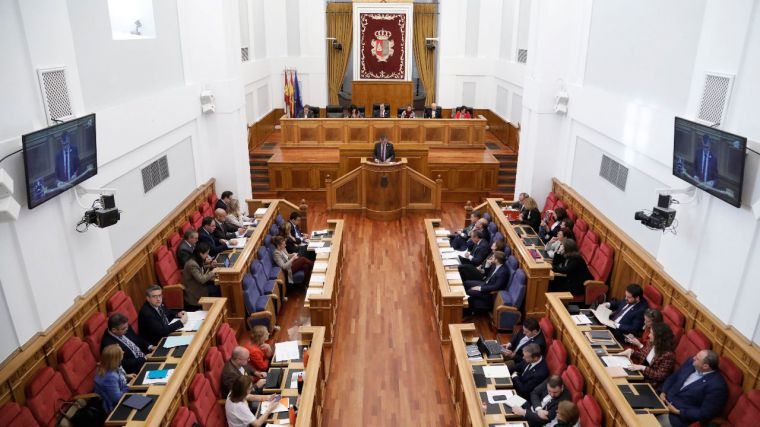 El Pleno de las Cortes regionales rechaza las dos enmiendas a la totalidad de los Presupuestos para 2020