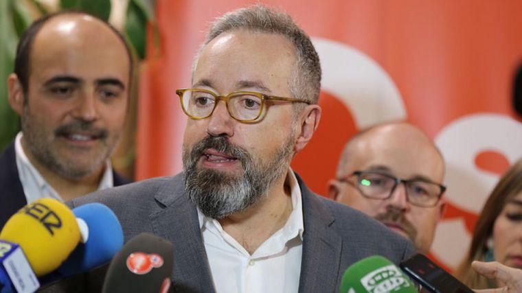 Girauta urge a Sánchez a que destituya a Torra y aplique el 155 en Cataluña
