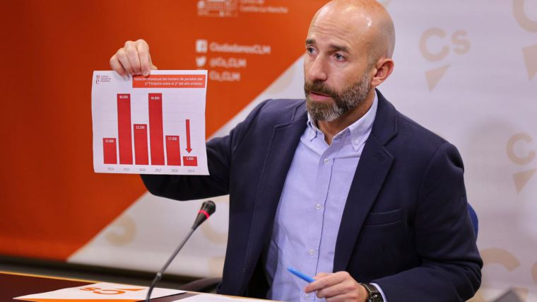 """Zapata: """"El paro femenino es un 72% mayor que el paro masculino en Castilla-La Mancha"""""""