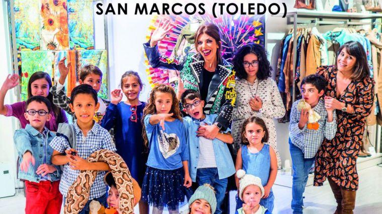 San Marcos acogerá un evento solidario organizado por Koker a favor de Afannes Toledo