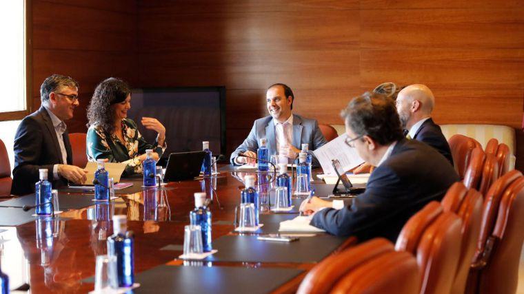 Convocada la Comisión de Presupuestos con las intervenciones del Consejo de Gobierno