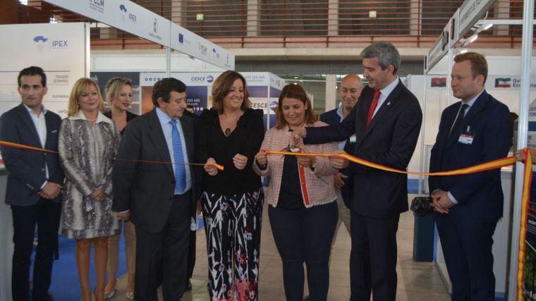 """Álvaro Gutiérrez: """"Apostar por el comercio exterior es apostar por el desarrollo, el progreso y el empleo"""""""