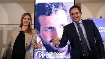 """Núñez arranca la campaña electoral del PP: """"Somos el partido de la gente, del mundo rural y el que mejor defiende los intereses de la región y de nuestros pueblos"""""""