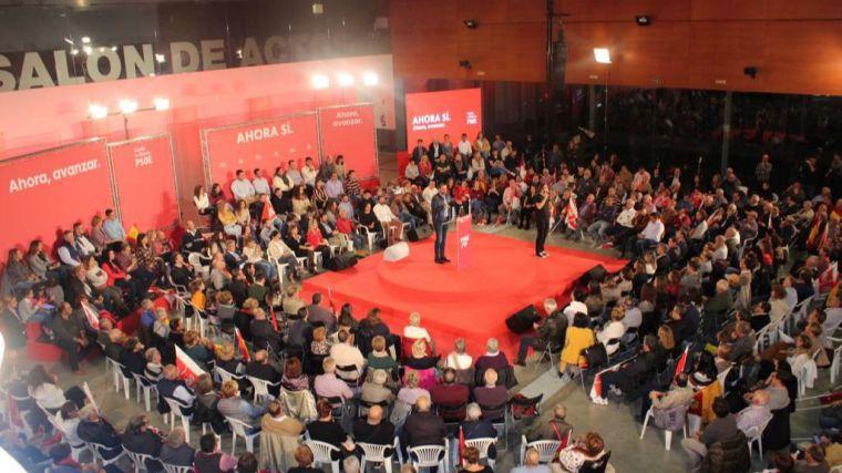 Carmen Calvo: 'Hay sólo dos opciones: o vuelve la derecha extrema o gobernamos los socialistas'