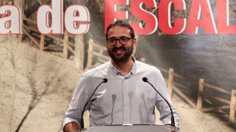 """Sergio Gutiérrez: """"Unir el voto progresista en el PSOE es la única manera de evitar que sume la derecha"""""""