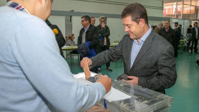 Page anima a votar y recuerda que no ir puede producir efecto
