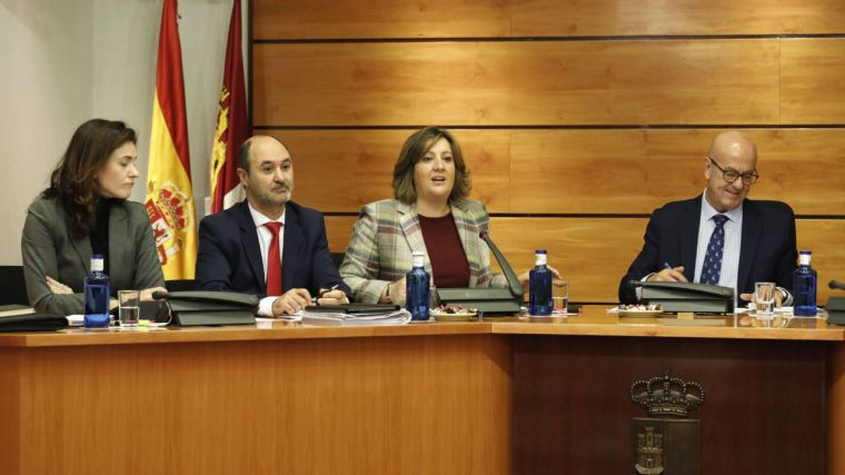 La Junta defiende el presupuesto con un aumento de casi un 67% en las ayudas destinadas al fortalecimiento del tejido empresarial regional