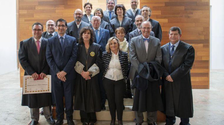 El Colegio Oficial de Graduados Sociales de Ciudad Real entrega sus reconocimientos y nombra al Colegiado de Honor