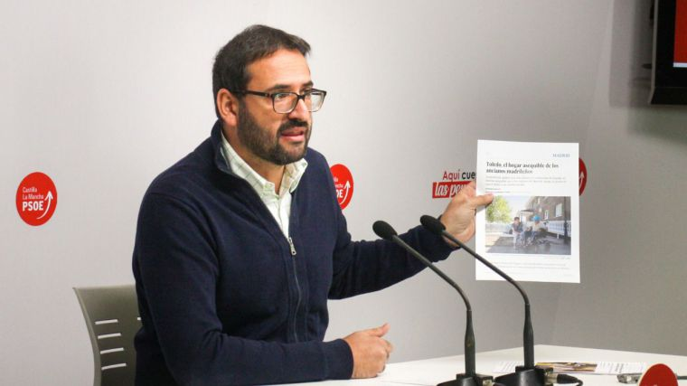 """Gutiérrez: """"La consulta sobre el preacuerdo con Unidas Podemos consolida al PSOE como la fuerza política más democrática de España y de nuestra región"""""""