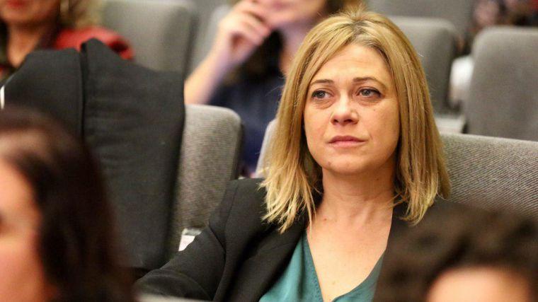 Picazo: 'Es fundamental reivindicar el papel de la mujer en ámbitos tradicionalmente ocupados sólo por hombres'