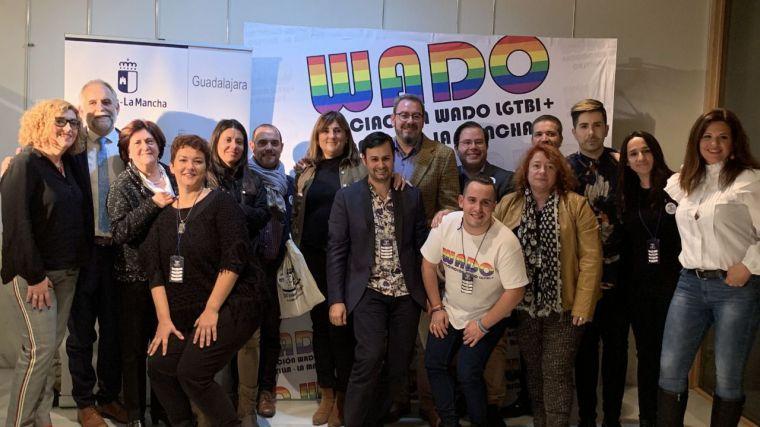 El presidente de las Cortes de Castilla-La Mancha inaugura en Guadalajara los XXXI Encuentros Estatales LGTBI