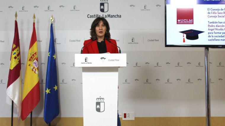 El Consejo de Gobierno aprueba el nombramiento de Félix Sanz Roldán como presidente del Consejo Social de la Universidad de Castilla-La Mancha
