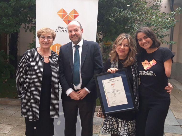Castilla-La Mancha, región destacada en el Índice de Humanización de Hospitales organizado por la Fundación Atresmedia