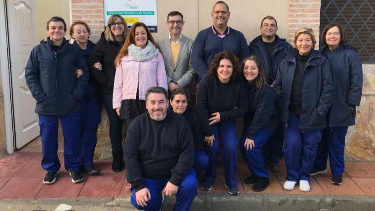 Burujón cambia el alumbrado público y ahorra en la factura de la luz gracias al programa de recualificación