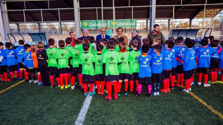 Presentado el Torneo Globalcaja Benjamín Fútbol 8