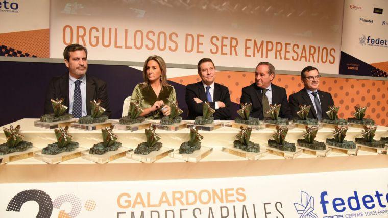"""García-Page muestra su orgullo por Castilla-La Mancha que """"cuenta con una sintonía de proyecto que nos hace sentir región, porque nación es la española"""""""