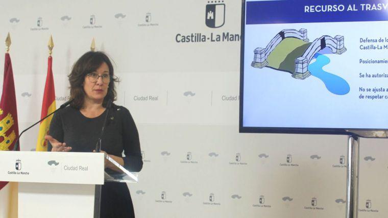 Castilla-La Mancha recurrirá el trasvase de 20 hectómetros cúbicos autorizado para el mes de julio