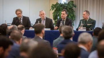 Francisco Tierraseca clausura las IV Jornadas de Formación de Expertos en Cooperación Policial Internacional, organizadas por la Guardia Civil