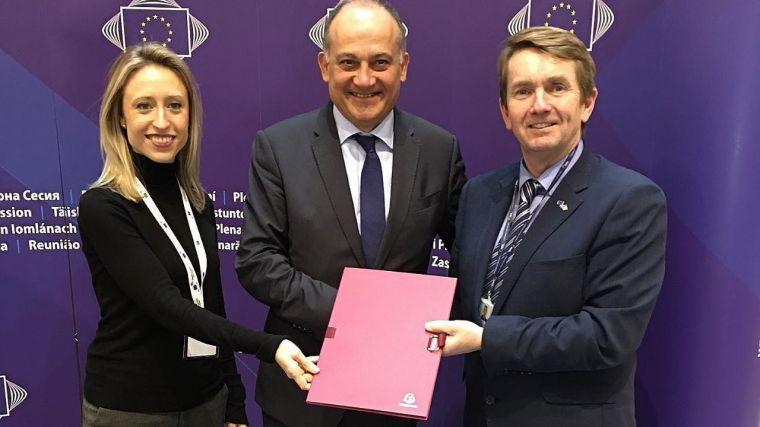 Castilla-La Mancha reclama ayudas compensatorias contra los aranceles de Estados Unidos a productos agroalimentarios de la Unión Europea