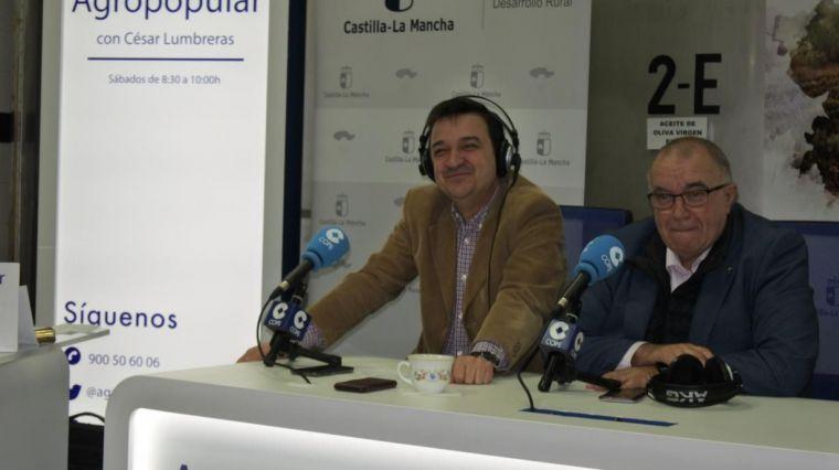 Castilla-La Mancha confía en que la Comisión Europea ponga sobre la mesa medidas para ayudar al sector agroalimentario frente a los aranceles de EEUU