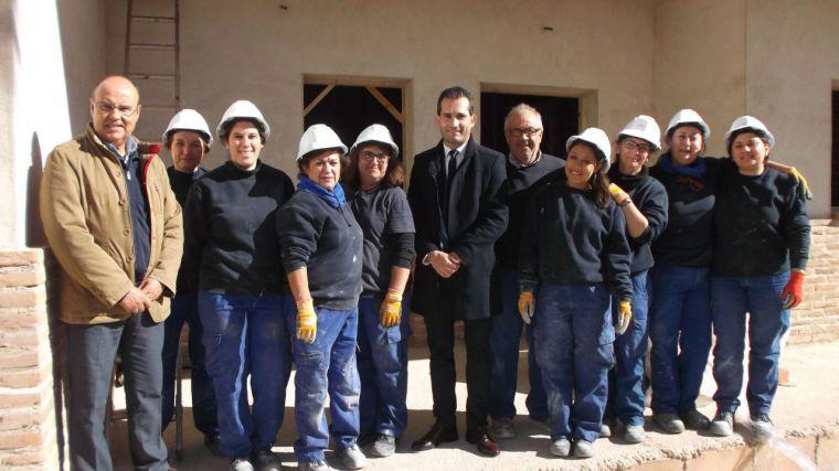 """El recual """"El Peregrino"""" facilitará un albergue en Oropesa para quienes hacen el Camino de Guadalupe"""